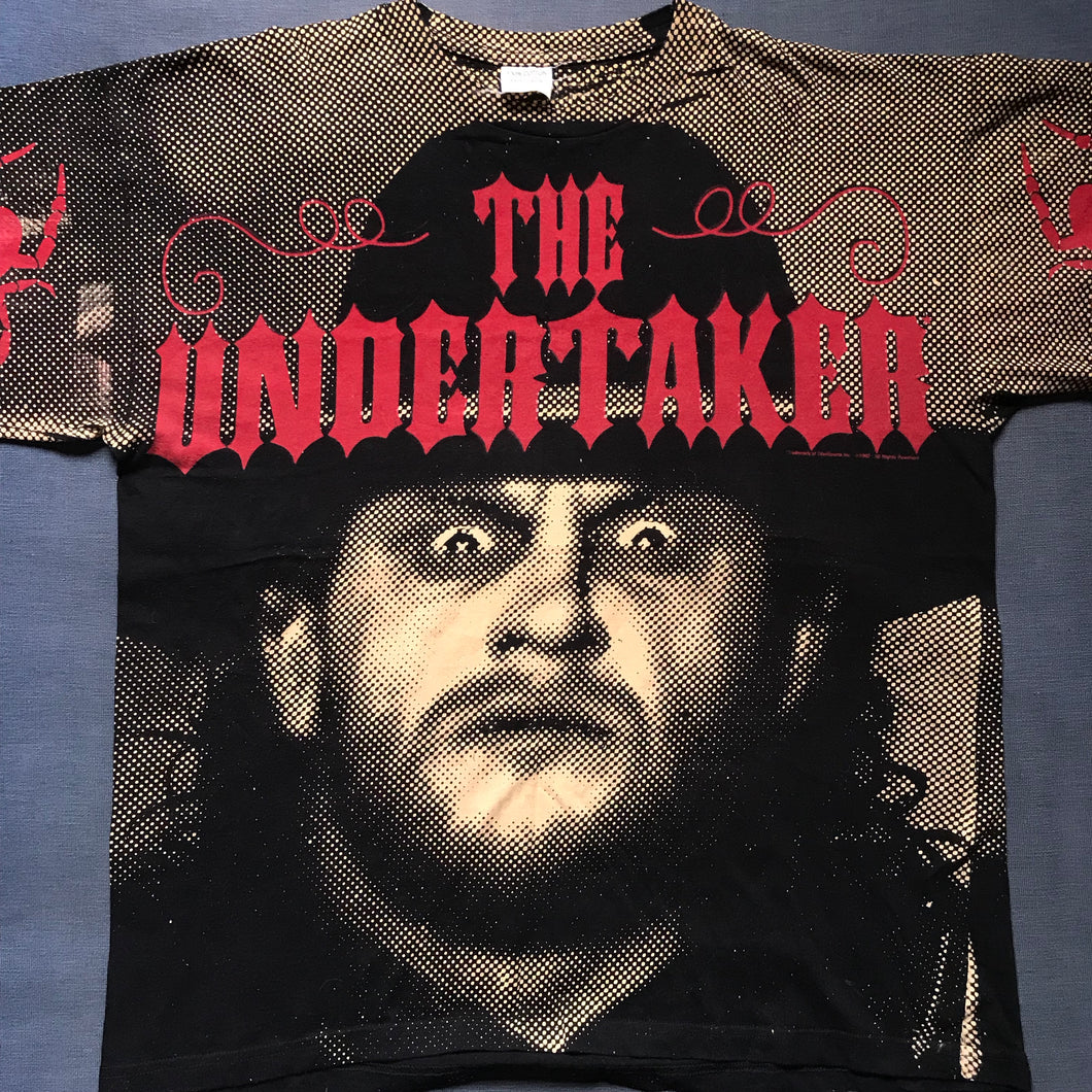 Undertaker All Over Print Tee