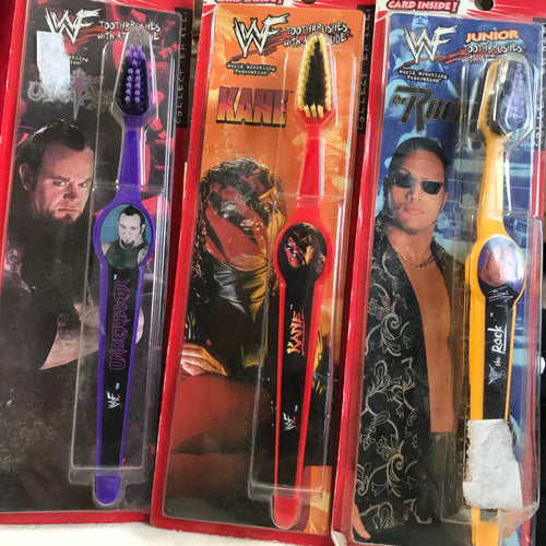 WWF Toothbrush Set