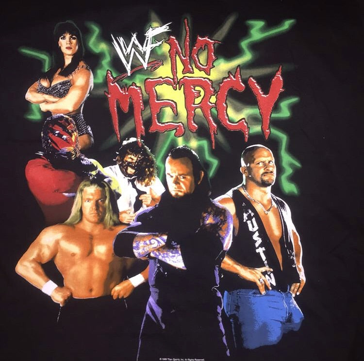 No Mercy UK Tee