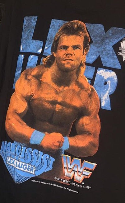 Narcissist Lex Luger Tee