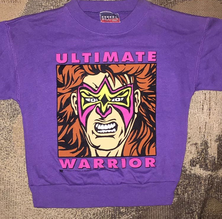 Ultimate Warrior Kids Sweater