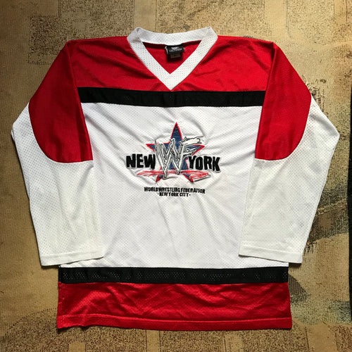 WWF New York Jersey