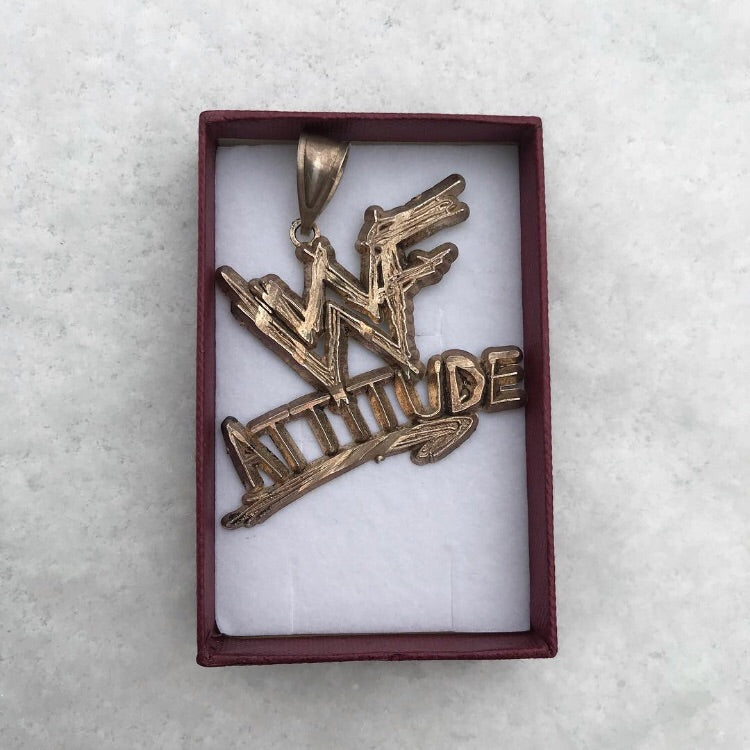 WWF 925 Silver Pendent