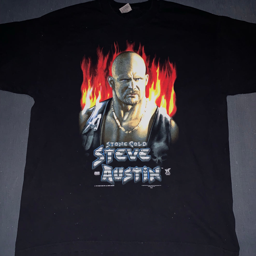 Stone Cold 'Time To Whoop Ass' Tee