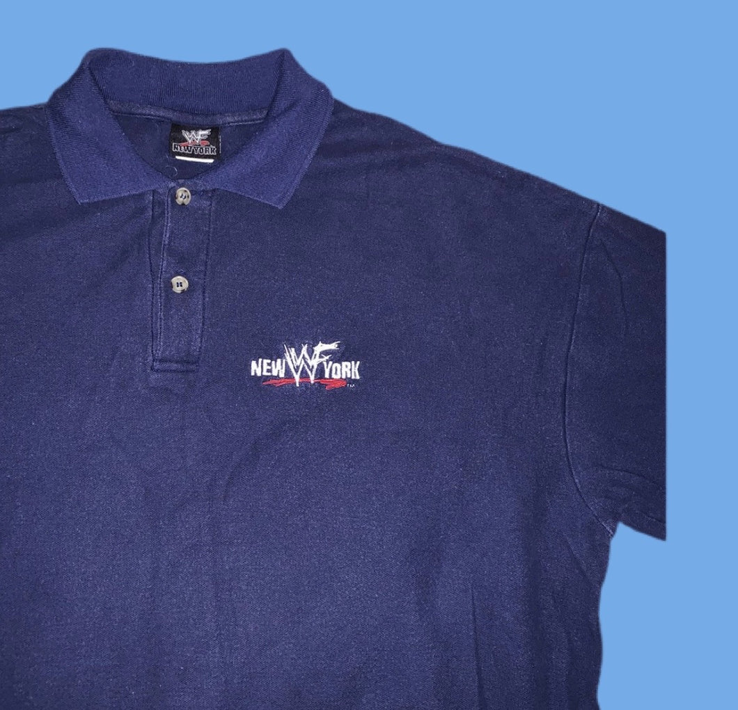WWF New York Polo Top