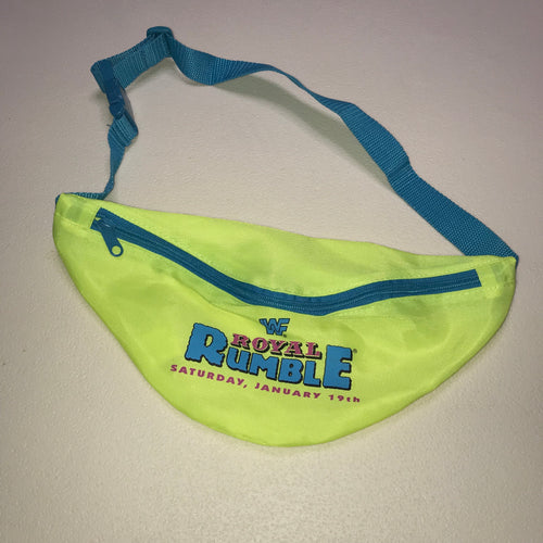 Royal Rumble Fanny Pack