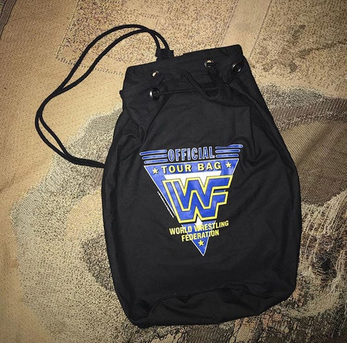 WWF European Tour Duffel Bag