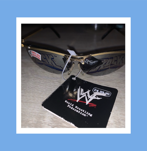 WWF The Rock Sunglasses (New)