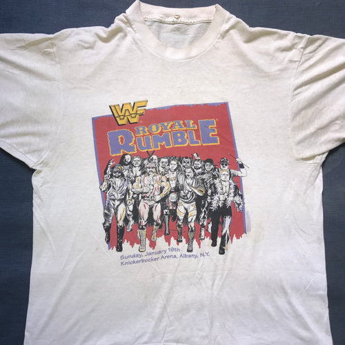 Royal Rumble 92 Tee (Red Variant)