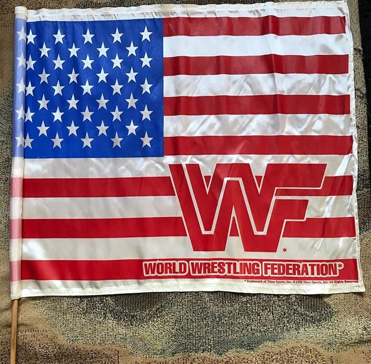 WWF USA Flag