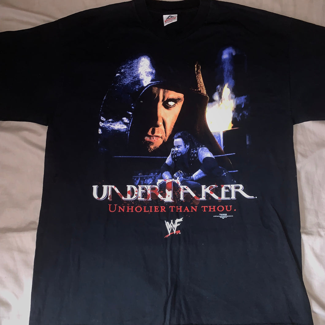 Undertaker 'Unholier Then Thou' Tee