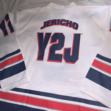 Chris Jericho Hockey Jersey