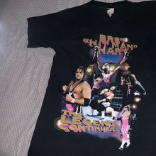 Bret Hart 'The Legend Continues' Tee