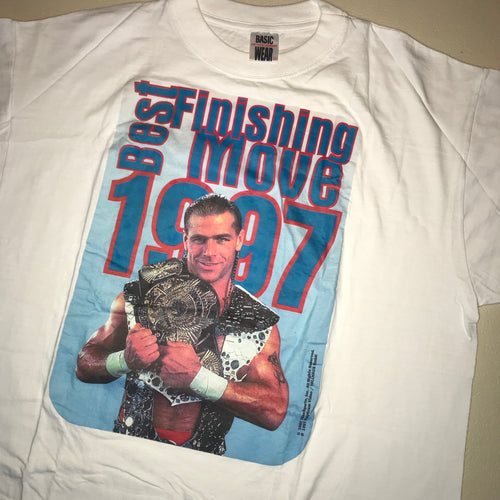Shawn Michaels Best Finisher Move Tee