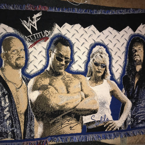 Attitude Era Rug/Carpet