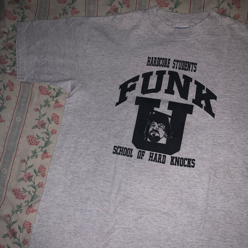 Terry Funk 'School Of Hard Knocks' Tee