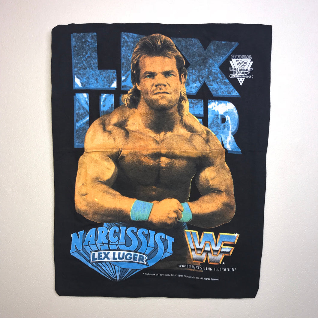 Lex Luger Narcissist Tee