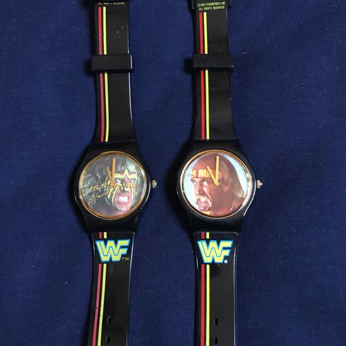 2 WWF Watches