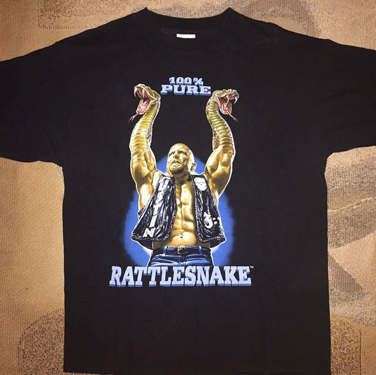 Stone Cold Rattlesnake Tee