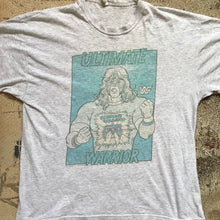 Ultimate Warrior Cartoon Tee