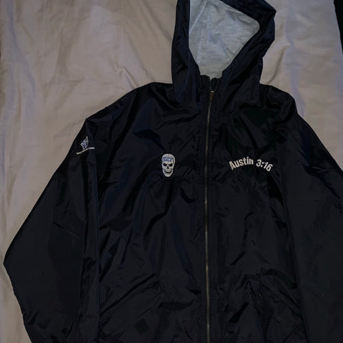 Stone Cold Hooded Jacket