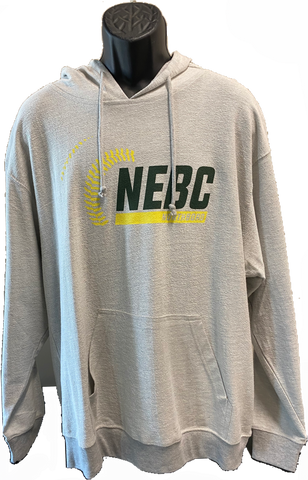 Pennant NEBC Inside-Out Hoodie Sweatshirt