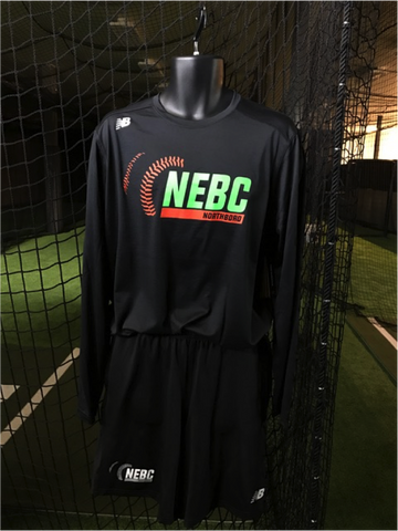 New Balance NEBC Long Sleeve Tee