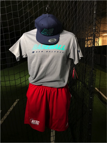 New Balance Adult Baseball Speed Tee