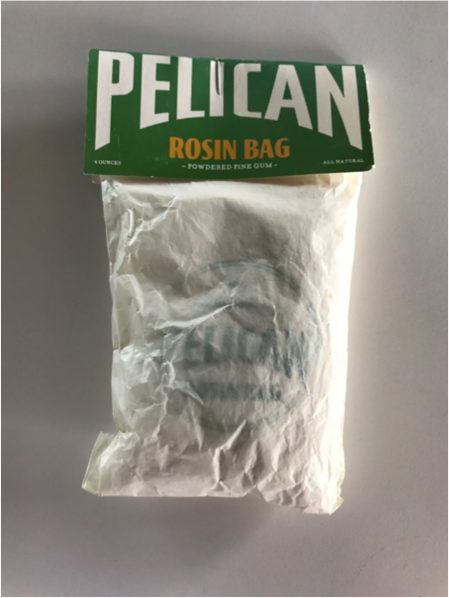 Pelican Rosin Bag