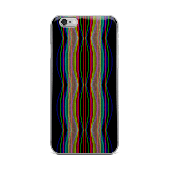 Line Scan Phone Case