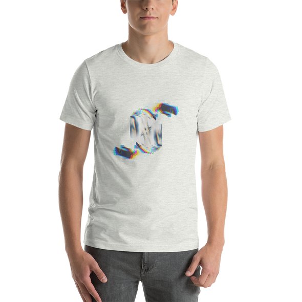 Glitched Out Unisex T-Shirt