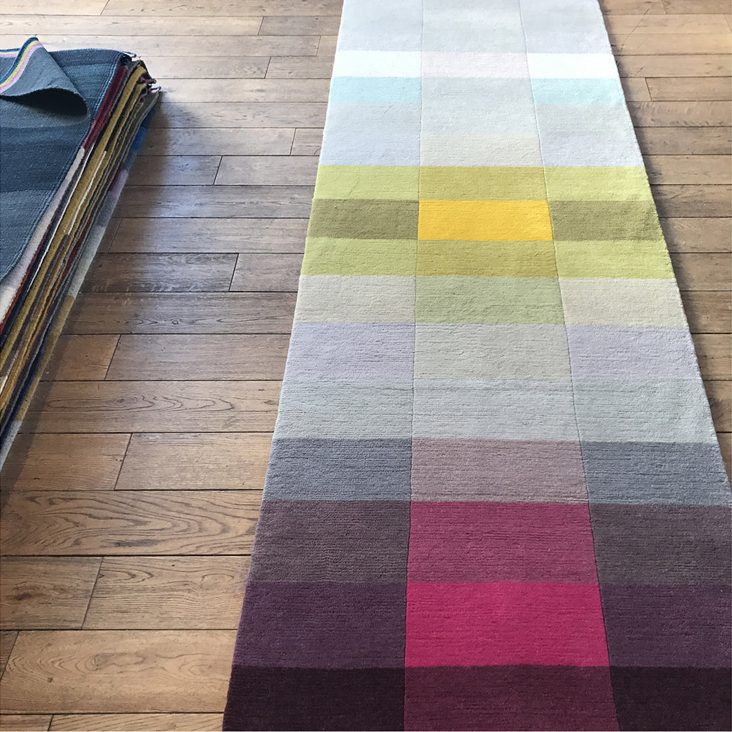 Klee – Hand Knotted Pile Runner