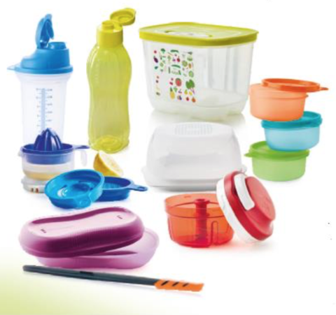 Buy Genuine Tupperware Online in the UK