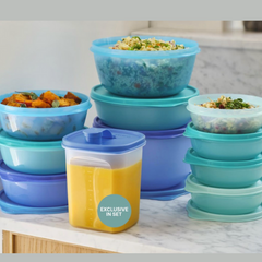 Tupperware Packages and Sets