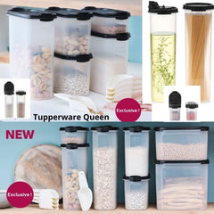 New Tupperware Cupboard Collection