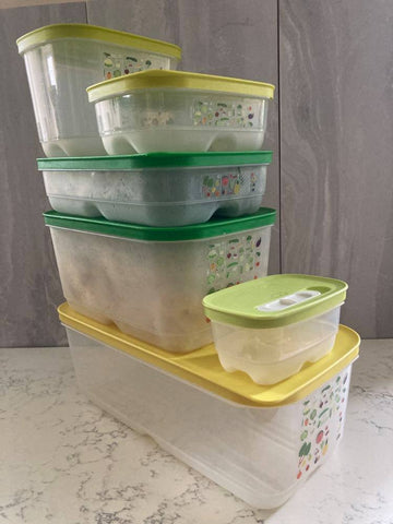 Ventsmart Large Rectangle 6.1L - Tupperware Queen Shop UK