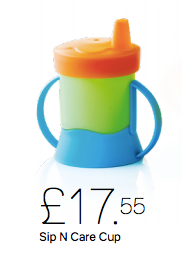 Tupperware Sip 'n' Care Cup - Tupperware Queen Shop UK
