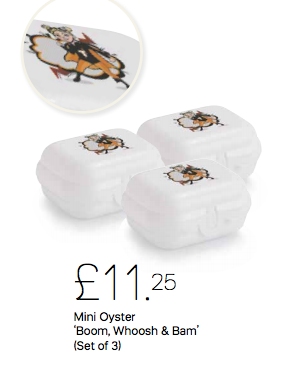 Tupperware Mini Oysters Set of 3 = Tupperware Queen Shop UK