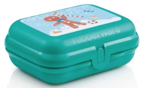 Tupperware Gingerbread Mini Oyster