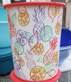 One Touch Canisters in Summer Design - Tupperware Queen Shop UK