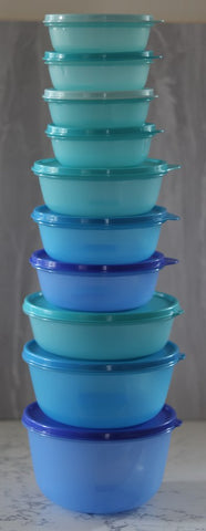 Tupperware Bowls Offer