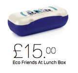 Tupperware - ECO Friends At Lunch Box