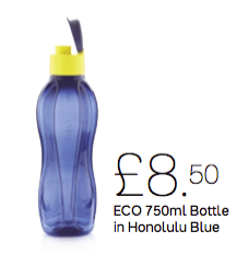 Tupperware - Tupperware 750ml Bottle Limited Edition