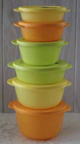 Tupperware - Tupperware CrystalWave Round Set Special Offer