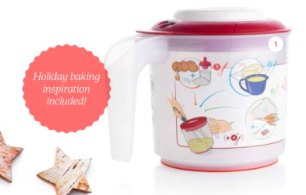Tupperware - Tupperware EZ Mix N Store 1.25L Recipe