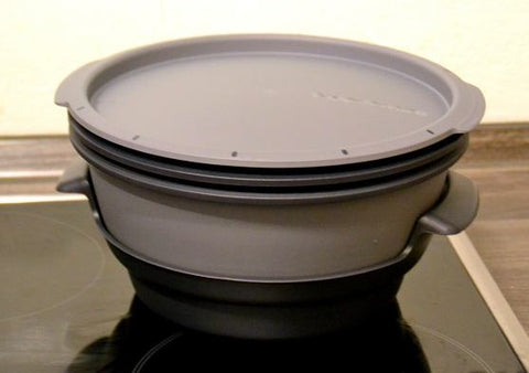 Tupperware Micro Gourmet Steamer - Tupperware Queen Shop UK