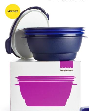 TUPPERWARE Micro Urban  - NEW LARGE - Tupperware Queen Shop UK