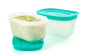 Tupperware - Tupperware Mini Freezermates Set Of 2 (170ml)