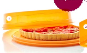 Tupperware - Tupperware Pie Taker