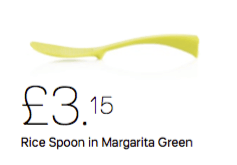 Tupperware Rice Spoon - Tupperware Queen Shop UK